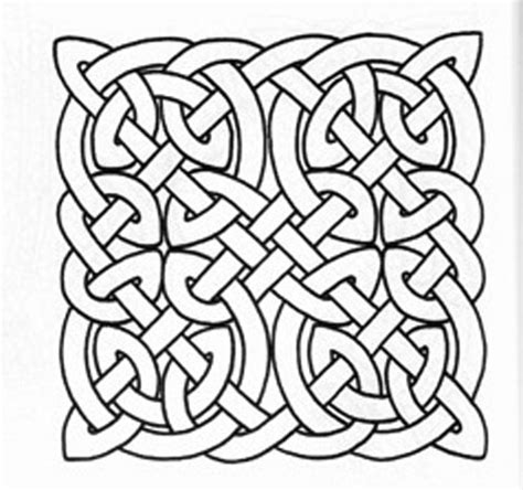 Knot Pattern - free celtic knotwork patterns lena patterns