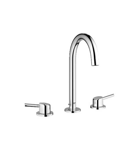 grohe 20217en1 concetto widespread bathroom faucet in