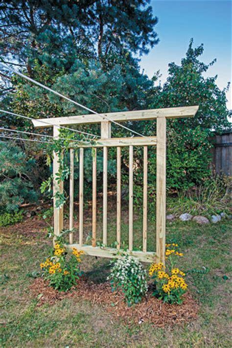 diy trellis plans multi purpose garden trellis plans diy earth news