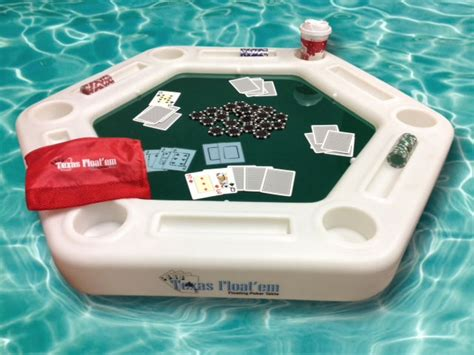 floating table for pool custom plastics rotomolder introduces floating table