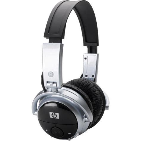 Headset Bluetooth Hp hp noise cancelling bluetooth stereo headphones gw470aa