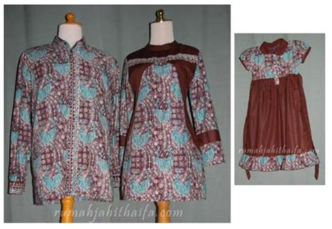 Baju Seragam Baby Sitter Batik 14 sarimbit batik rumah jahit haifa part 14