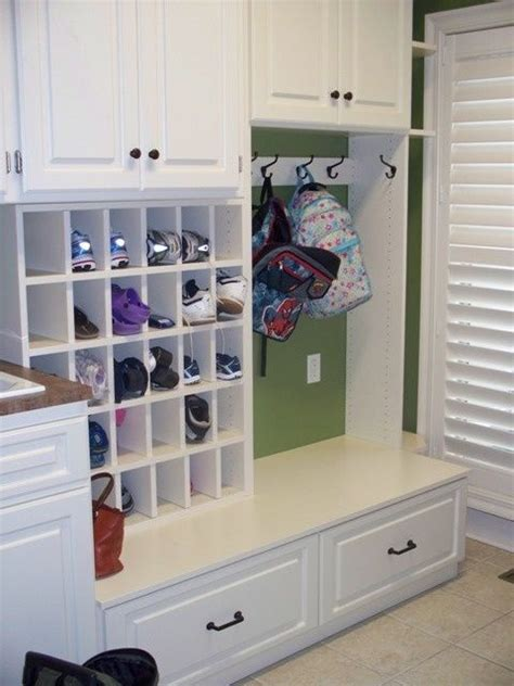 laundry room shoe storage ideas shoe cubby mud rooms and mud on