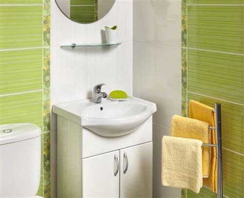 attraente Lavandino Bagno Piccolo #1: bagno-verde.jpg