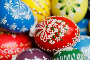 decorated easter eggs free stock photo public domain
