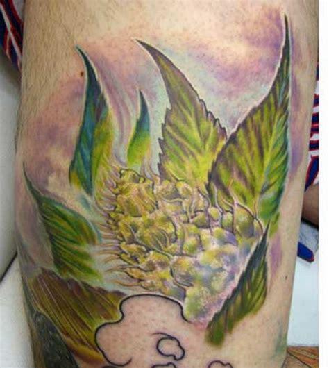 weed tattoo photo marijuana tattoos 46 pics