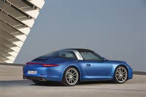 What Is A Porsche Targa The New Porsche Targa Has A Magical Pop Top Wired