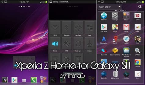 next launcher galaxy s3 note sony xperia z home launcher ported to samsung galaxy s2 s3 note and note 2 the android soul