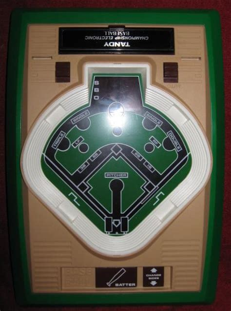Mini Overall By Ganez Shop tandy chionship baseball handheld electronic cib