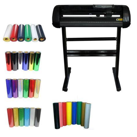 vinyl printing kit aliexpress com buy 24 quot vinyl cutting plotter 5 kinds