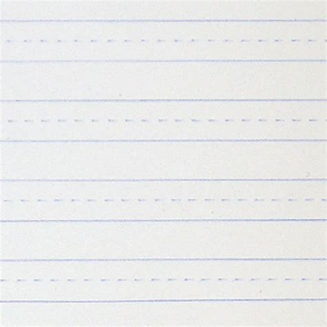 printable lined paper with dotted midline handwriting paper grade 2 1000 images about first grade