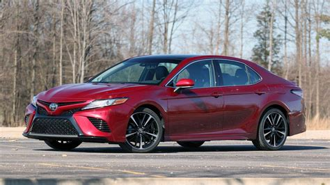 Toyota Camry Xse Reviews 2018 toyota camry xse review getting better all the time
