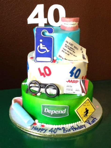 unique  birthday  husband       funny  person cake