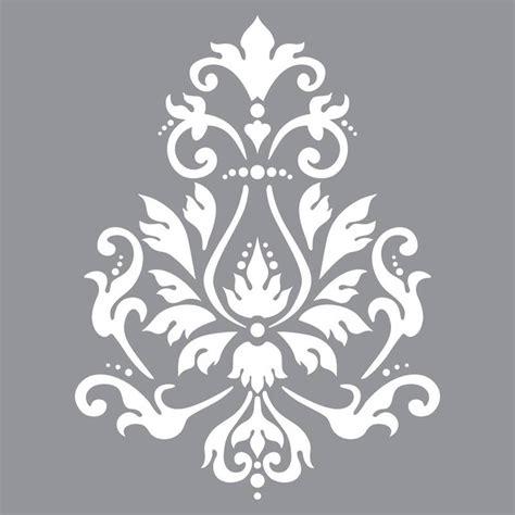 dekor schablone americana d 233 cor brocade stencil 30 x 30 cm hobbycraft