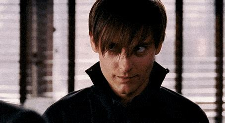 tobey maguire lol gif find toby maguire gifs search find make gfycat gifs