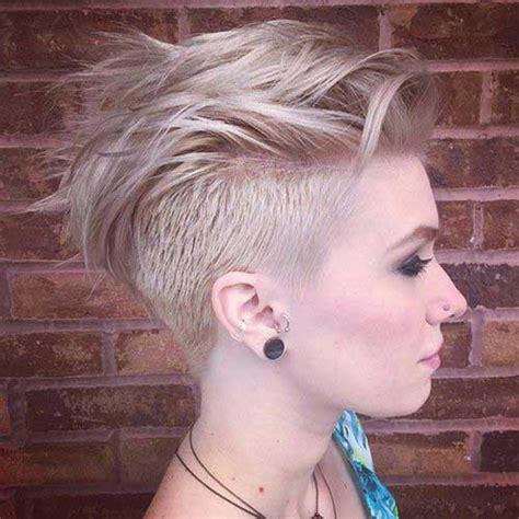 Edgy Hairstyles For Hair by Edgy Pixie Haircuts For Hairstyle 2013