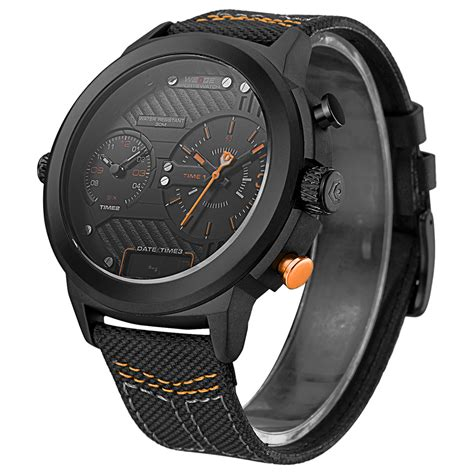 Jam Tangan Quiksilver Z043 Orange weide jam tangan analog wh6405 black orange jakartanotebook