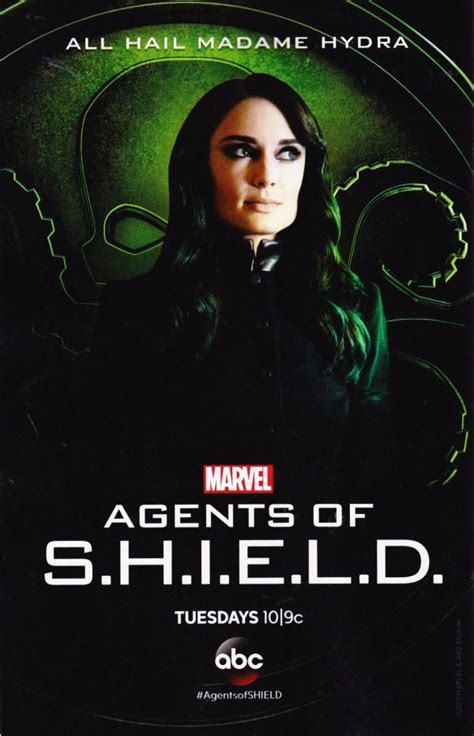 4 the of go l d all hail madame hydra with promo and poster for marvel s agents of s h i e l d season 4 episode
