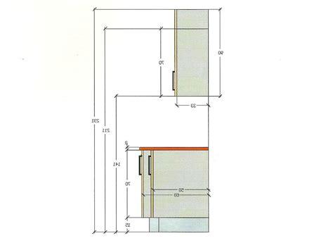 altura muebles de cocina icp