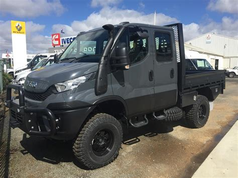 offroad 4x4 for sale 2017 iveco 55s17w 4x4 2017 for sale