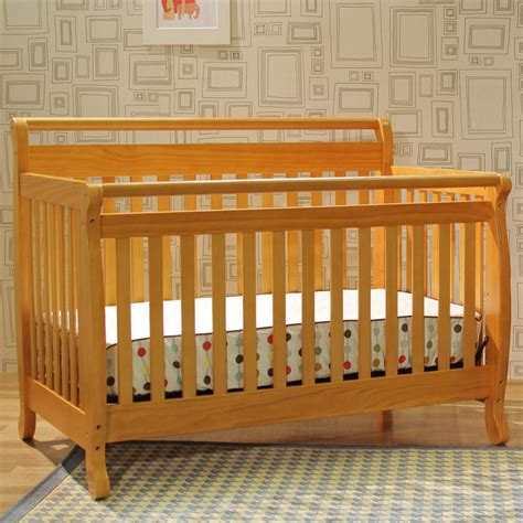 da vinci 2 nursery set in oak emily 4 in 1