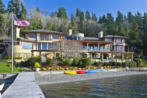 Washington State House by Most Expensive Home In Washington State Asking 32 58