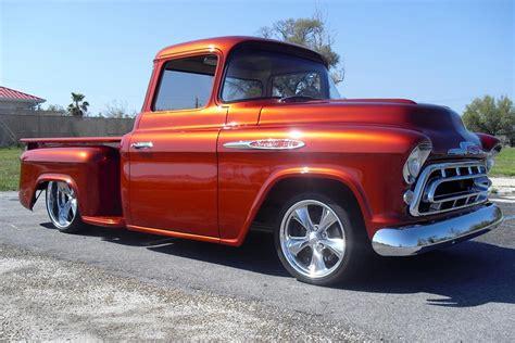1957 chevy 3100 custom truck for sale 1957 chevrolet 3100 custom pickup 102076