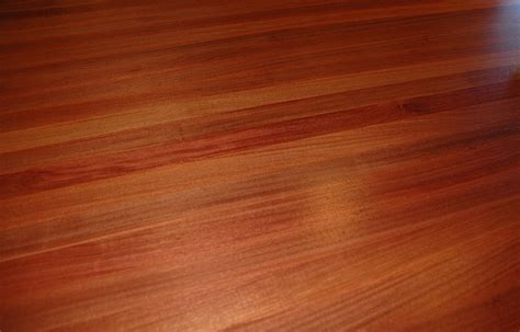 Mahogany Wood Countertop with sink in Gainesville, Florida
