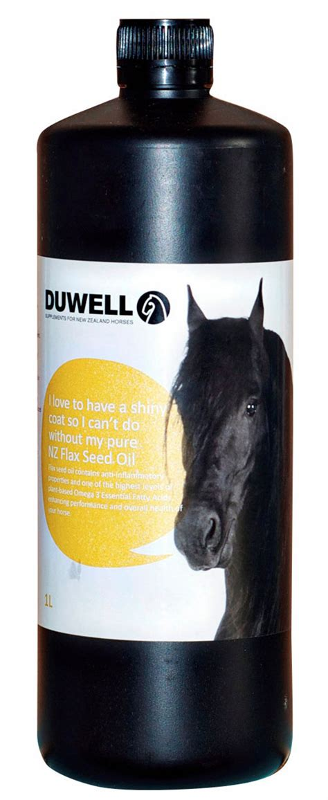 flaxseed for dogs nz flax seed duwell ltd equine supplements for a