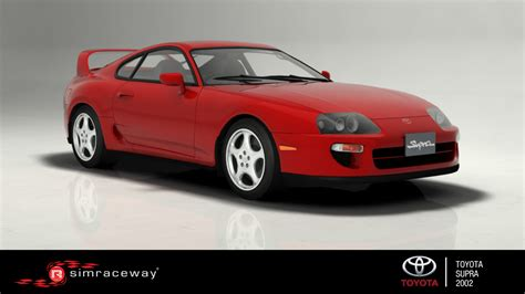 2002 Toyota Supra Simraceway This Weeks Content Simnewsdaily