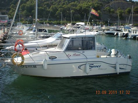 saver 21 cabin fisher saver 21 cabin fisher in cn oropesa de mar barche a