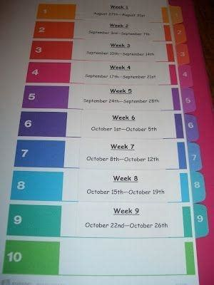 organization tips for college students college study habits