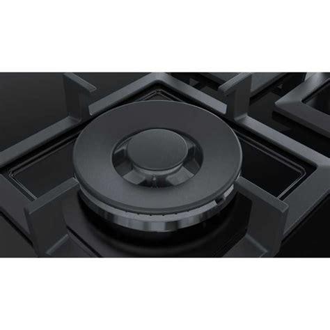 piano cottura cristallo nero piano cottura bosch ppq7a6b20 cristallo nero 75 cm fab