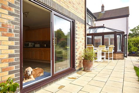 upvc patio door patio doors upvc aluminium patio door range anglian home