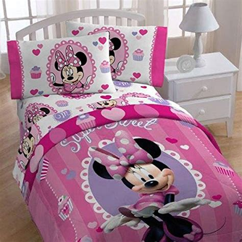 minnie mouse bedding full minnie mouse twin bed set stunning search on by image