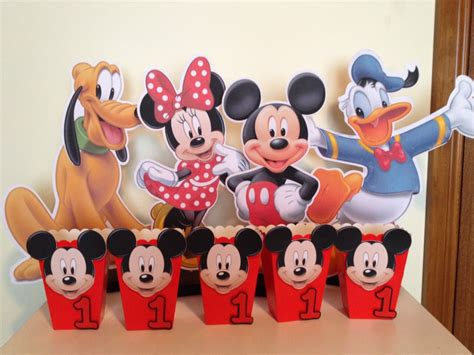 printable mickey mouse party decorations how to make mickey mouse inspired party favour box with