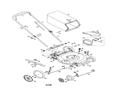 honda lawn mower parts diagram honda hrr216vka lawn mower parts diagram honda auto