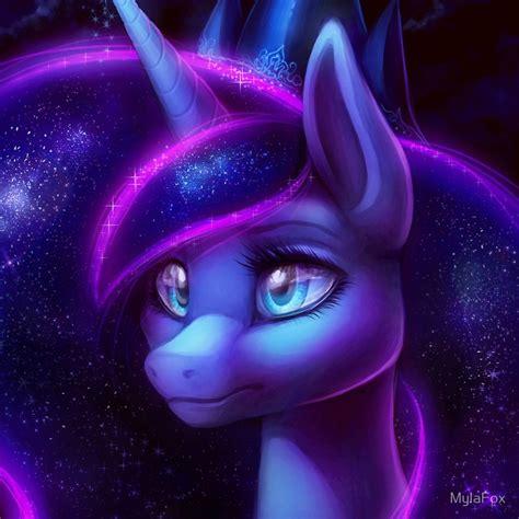 my little pony fan art mlp fan art luna www pixshark com images galleries