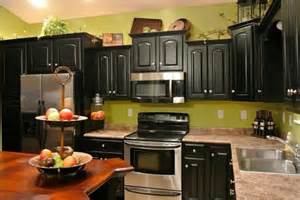 lime green black my dream kitchen
