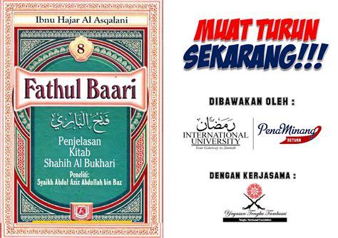 Fathul Baari Jilid 19 Ibnu Hajar Al Asqolani pena minang ebook percuma fathul bari syarah