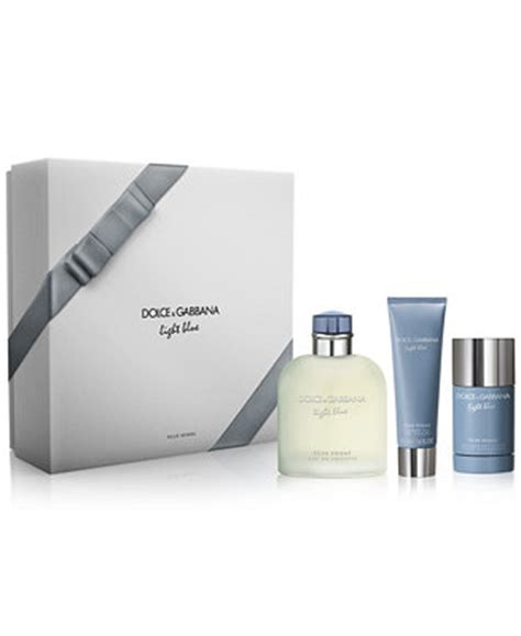macy s dolce gabbana light blue dolce gabbana light blue pour homme gift set shop all