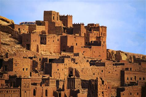 Morroco Style The Red City Of Morocco Travel
