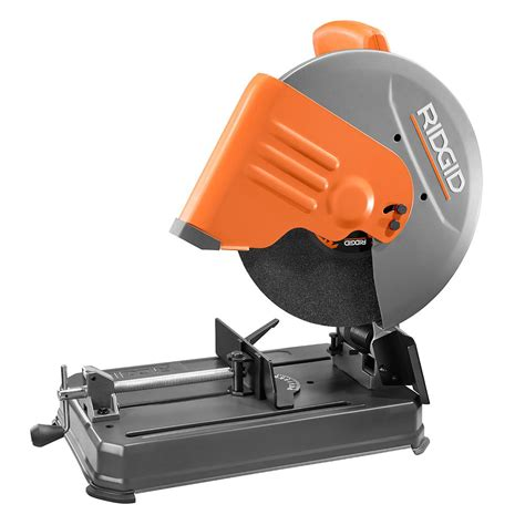 ridgid 14 in bandsaw r474 the home depot ridgid 14 in abrasive cut off machine r41422 the home depot
