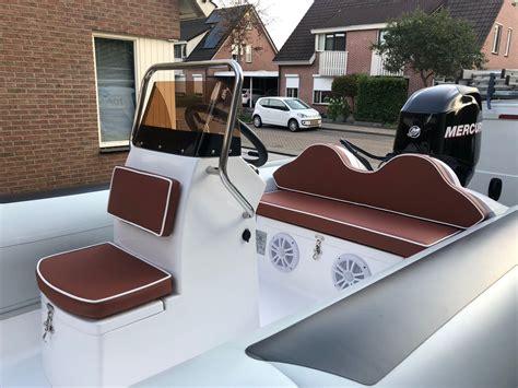 nieuwe speedboot nieuwe speedboot quot rib quot kussens uit zwolle bij jw stoffering