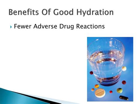 hydration benefits ppt hydration powerpoint presentation id 2359711