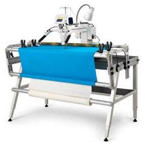 husqvarna viking 18 x 8 arm quilting machine mega