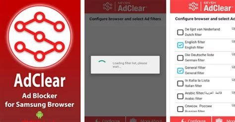 ad blocker android apk adclear ad blocker for samsung apk android free
