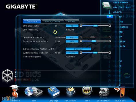 reset bios ga z77x d3h review gigabyte z77x ud5h ivy bridge motherboard