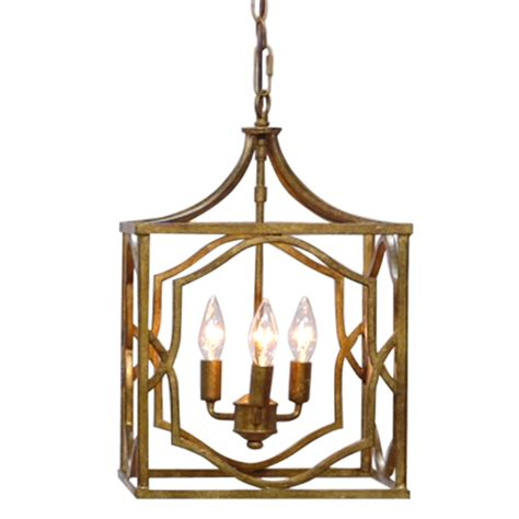 Capital Lighting Fixture Company Blakely Antique Gold Gold Light Fixtures