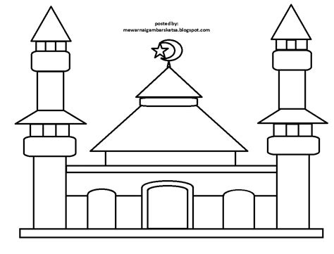 muslim of coloring coloring pages